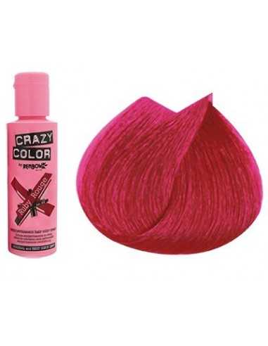CRAZY COLOR 100ml RUBY ROUGE                  TF-P
