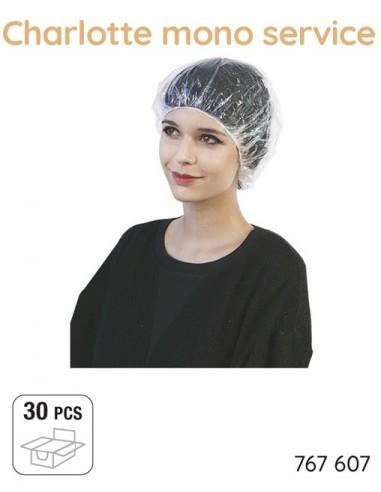 Bonnet à usage unique par 30